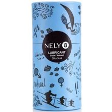 NELY8 NATURAL LUBRICANT GEL - ANAL VAJİNAL KAYDIRICI JEL LPS-N1059